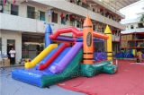 Crayon Inflatable Bouncy Castle Slide Combo Chb573