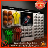 Male Clothing Display Racks