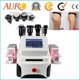 14 Diode Laser Pads Cavitation RF Vacuum Cupping Body Slimming