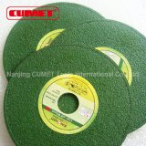 Green Color Cutting Disc