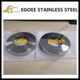 304 Stainless Steel Handrail Round Post Base Cover