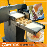 Stainless Steel High Speed Hamburger Slicer (manufacturer CE&ISO9001)
