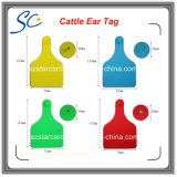 115X15mm Big Size Cattle Ear Tag