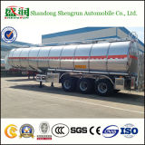 High Capacity 40000 Liters Oil Fuel Tank Semi Trailer