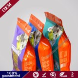 Accept Custom Mylar Ziplock Pouch Pet Dog Food Packaging Bag