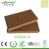 Factory Price/Decking Project Use Solid Composite Flooring Board