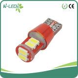 194 LED Bulb Canbus 6SMD5630 White/Blue/Red