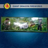 1# Match Cracker Firecracker Ben 10 K0201 Big Bang