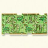 Gold Finger Printed Circuit Board with RoHS