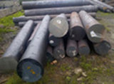 Hot Rolled Alloy Steel Round Bars with ASTM 5140