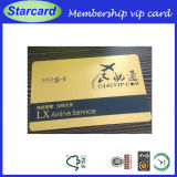 Customized Magnetic Stripe Membership PVC Card