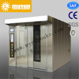 Commercial 64 Trays Automatic Electric Rotary Oven for Bread Making