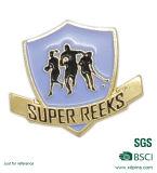 High Quality Custom Sport Metal Badge