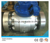 Fixed API Forging Flanged Carbon Steel Ball Valve