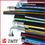 SAE R2at/En853 2sn Hydraulic Rubber Hose