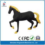 Cheapest Bulk PVC Horse USB Drive for 2014 Promotion