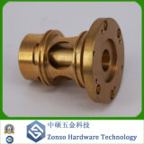 High Precision OEM Brass CNC Machinery Part