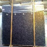 Polished Natural Black Marble Slab New Oracle for Table/Countertop/Floors/Vanity Top