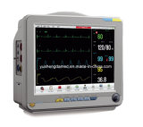 Ce/ISO Medical 12 Inch Portable Multi-Parameter Patient Monitor