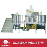 Fully Automatic Complete Toothpaste Producing Filling Packaging Line-2017