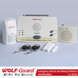 Emergency Aid Alarm for The Elderly/Children/Sick/Disabled