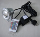 12V 10W RGB LED Underwater Fountain Light