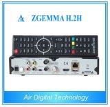 Enigma2 Linux Zgemma H. 2h Combo Receiver DVB-S2 + DVB-T2/C