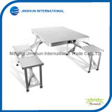 Portable Aluminum Table and Stool for Camping&Outdoor