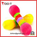 Custom Made Dumb Bell Dog Product Plush Pet Toys