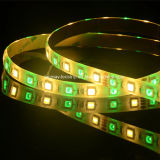 Gel Drop SuperNight RGBW 5M Christmas Lighting LED Strip with CE&RoHS