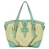 Stylish Color Match Stylish Fashion Women Shoulder Bag (MBNO032028)