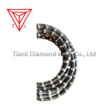 Diamond Rope Saw for Rock