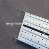 Steel Board in Scaffold Plank with Hook for Construction