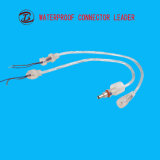Low Price Transparent/Black/White DC Waterproof Wire Connector