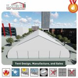 Solid Structure 25X50m Outdoor Sport Event Marquee Curved Tent with Flame Resistant