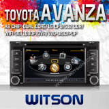 Witson GPS Navigation for Toyota RAV4 (2001-2008) /Corolla (2000-2006) /Vios (2003-2010) /Hilux (2001-2011) /Terios / Land Cruiser 100 Series (W2-C071)