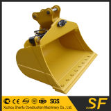 Rotating Hydraulic Tilting Mud Bucket, Excavator Mud Bucket