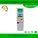 19 Inch Double Monitors Interactive Payment Kiosk