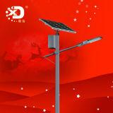 40W LED Solar Street Light and 7m Pole