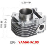Motorcycle Accessory Motorcycle Cylinder for YAMAHA100