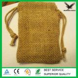 Custom Promotion Mini Small Jute String Bag
