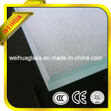 Toughened Acid Etched Glass with CE / ISO9001 / CCC