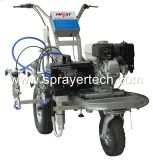 Splm2000 Gasoline Sprayer New Hyvst Manufacturer Professional Airless Line Striper Road Paint Machine