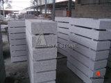 Natural G603 Granite Flamed Block Step & Kerbstone for Paving