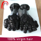 Wholesale Malaysian Virgin Fumi Curl Human Hair Weaving