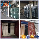 3mm-6mm Silver Colored Building Glass Mirror with Ce/ISO/SGS