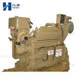Cummins Kta19-M Marine Diesel Motor Engine for Ship Fishing Boat Tugboat Gearbox