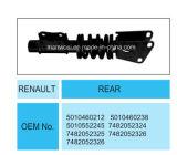 Shock Absorber 5010460212 5010460238 5010552245 7482052324 7482052325 7482052326 7482052326 for Renault Truck Shock Absorber