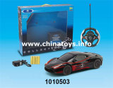 2017 Popular Plastic Toys 4-CH R/C Car (1010503)