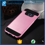 Brush Satin Mobile Phone Cover for Samsung Galaxy S4 Cases